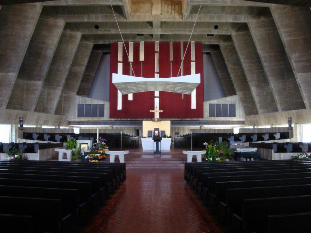 AD Classics: St. John&#8217;s Abbey Church / Marcel Breuer