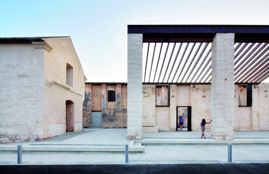 Restoration of Can Ribas Factory / Jaime J. Ferrer Fors Restoration of Can Ribas Factory / Jaime J. Ferrer Fors;  Jos Hevia
