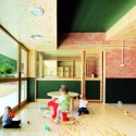 Nursery School in Pratdip / Núria Salvadó and David Tapias Nursery School in Pratdip / Núria Salvadó and David Tapias; © José Hevia