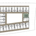 CYC Students Residence University (7) first floor plan