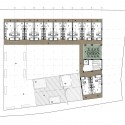 CYC Students Residence University (10) fourth floor plan