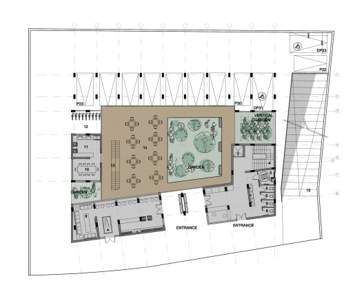 Cyc students residence university ekky studio for 528 plan