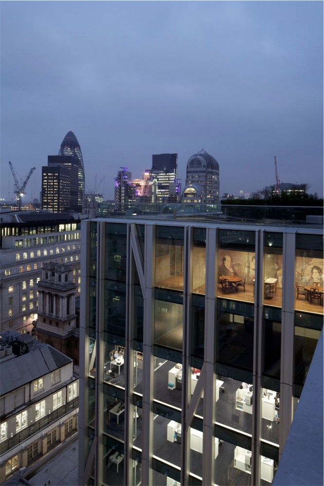 2012 RIBA Stirling Prize Shortlist Revealed