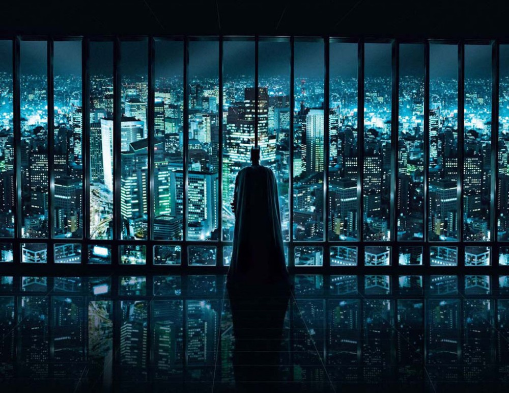 Batman &#038; Architecture: The Dark Knight Rises and Gothams Buildings Fall