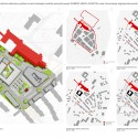 Kwidzyn Old Town Housing Proposal (11) site plan and diagrams