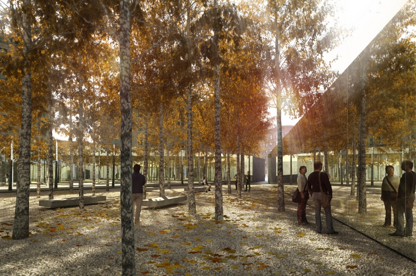 AIDS Memorial Receives Approval / studio a+i