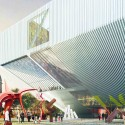 [BUENOS AIRES] New Contemporary Art Museum Competition Results (8) 1st place / Courtesy of Shelby Ponce & Eduardo Ponce