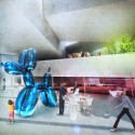 [BUENOS AIRES] New Contemporary Art Museum Competition Results (21) 3rd place / Courtesy of Takuya Omura &amp; Takahiro Aoyama