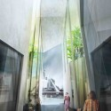 [BUENOS AIRES] New Contemporary Art Museum Competition Results (22) 3rd place / Courtesy of Takuya Omura &amp; Takahiro Aoyama