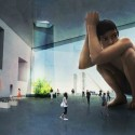 [BUENOS AIRES] New Contemporary Art Museum Competition Results (23) 3rd place / Courtesy of Takuya Omura &amp; Takahiro Aoyama