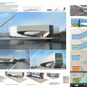 [BUENOS AIRES] New Contemporary Art Museum Competition Results (2) honorable mention 06