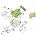 Singapore University of Technology and Design – Student Housing and Sports Complex (14) conceptual diagram