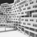 Singapore University of Technology and Design – Student Housing and Sports Complex (7) model 03