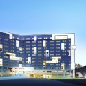 Singapore University of Technology and Design – Student Housing and Sports Complex (3) student housing 02