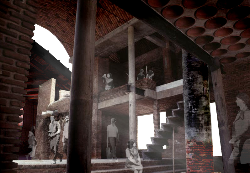 Venice Biennale 2012: Wall house / Anupama Kundoo, University of Queensland