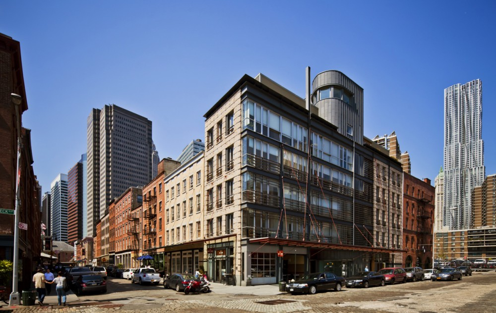 Historic Front Street / Cook + Fox Architects