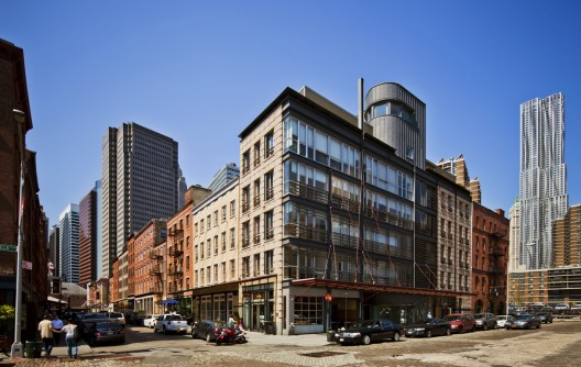 Historic Front Street / Cook + Fox Architects (1) © Cook+Fox Architects