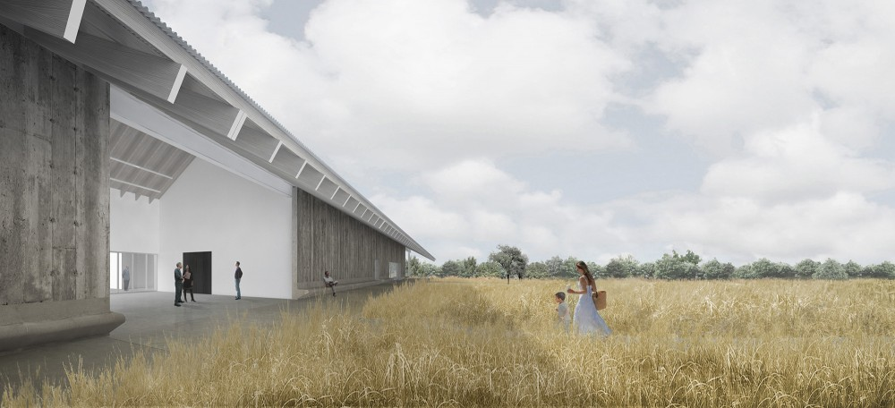 Parrish Art Museum Sets Opening Date / Herzog + de Meuron