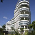2012 RIBA Lubetkin Prize Shortlist (12) Solaris, Singapore / TR Hamzah and Yeang and CPG &#xa9; Albert Lim