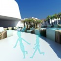 Urban Movement Design debuts UNIRE/UNITE at MAXXI (11) Rendering - Courtesy of Urban Movement Design