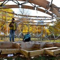 The ContemPLAY Pavilion (17) fabrication 04 / © Ali Torabi