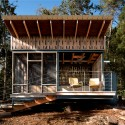 AIA selects the 2012 Recipients of the Small Project Awards (11) Cape Russell Retreat; Sharps Chapel, TN / Sanders Pace Architecture  Jeffrey Jacobs Photography