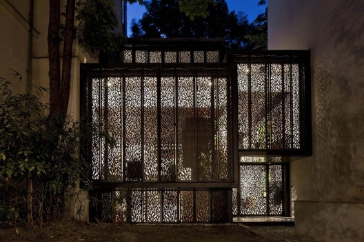 Maison Escalier / Moussafir Architectes Associes  Herv Abbadie