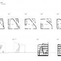 Sunwell Muse Kitasando / Takato Tamagami Plan, Elevation & Section 01