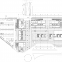 New Entrance of Careggi Hospital / IPOSTUDIO Architects Ground Floor Plan 01