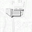 New Entrance of Careggi Hospital / IPOSTUDIO Architects Site Plan 01