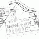 Walsall Housing Group HQ / Bisset Adams Ground Floor Plan 01