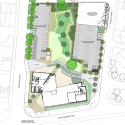 Walsall Housing Group HQ / Bisset Adams Site Plan 01