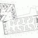 Walsall Housing Group HQ / Bisset Adams Third Floor Plan 01