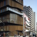 Asakusa Culture and Tourism Center / Kengo Kuma & Associates © Takeshi Yamagishi