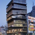 Asakusa Culture and Tourism Center / Kengo Kuma &amp; Associates  Takeshi Yamagishi