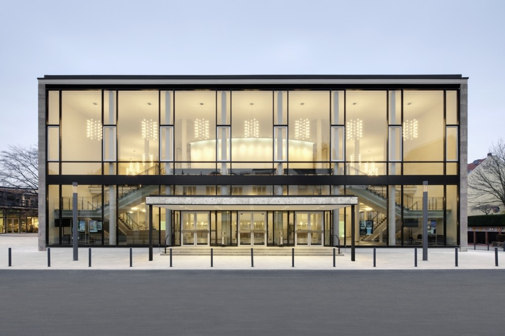 Culture and Congress Center / gmp architekten