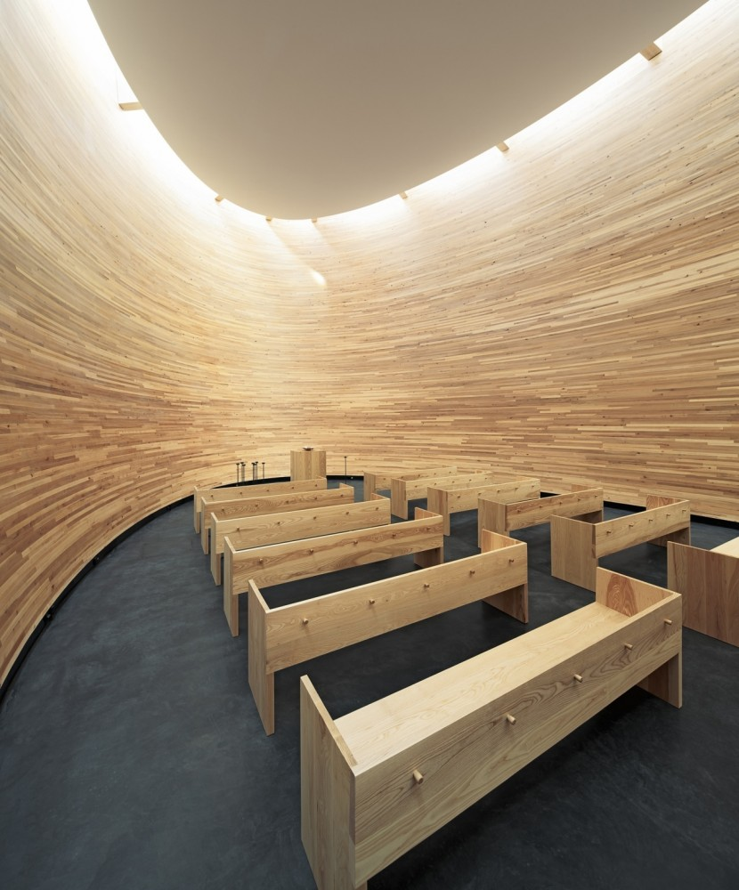 Kamppi Chapel / K2S Architects