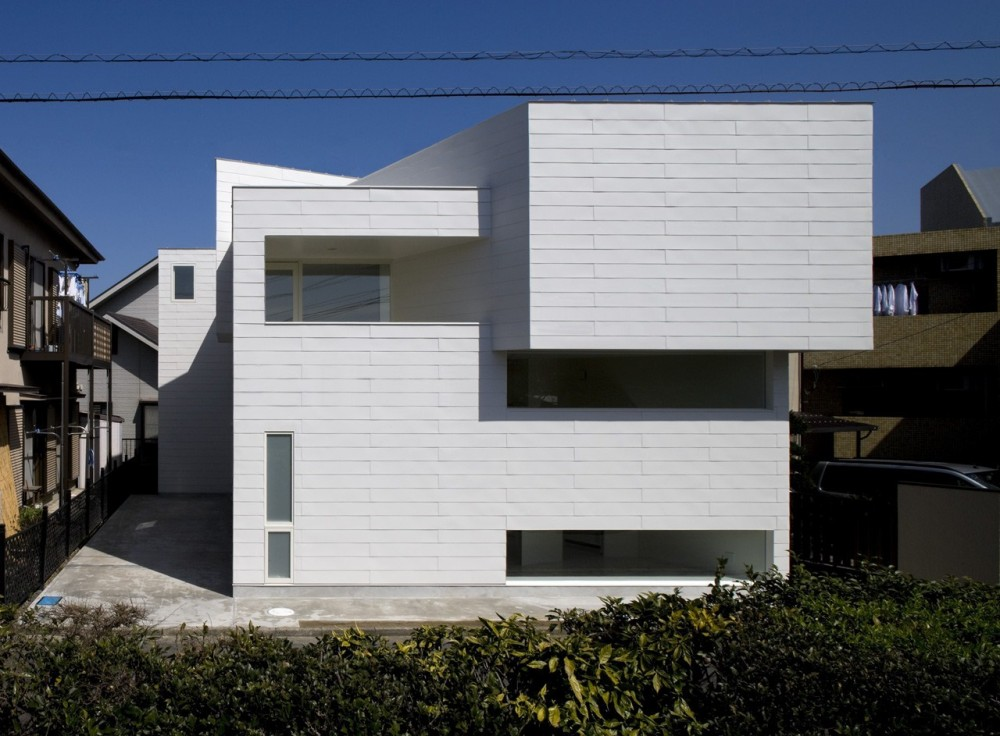 Periscope House / Kuno + Aida
