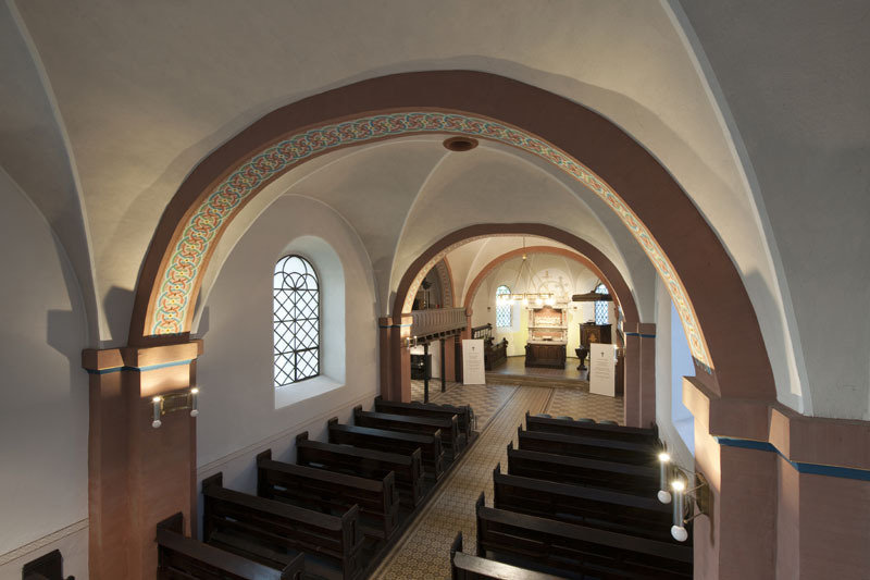 Synagogue Church Mosque / Ağırbaş + Wienstroer