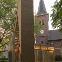 Synagogue Church Mosque / Ağırbaş  Wienstroer, Architektur & Stadtplanung © Thomas Mayer
