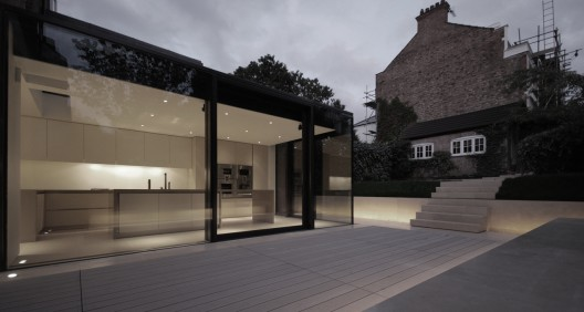 Rear House Extension, Garden Design / LBMV Architects - Luigi Montefusco Courtesy of LBMV Architects