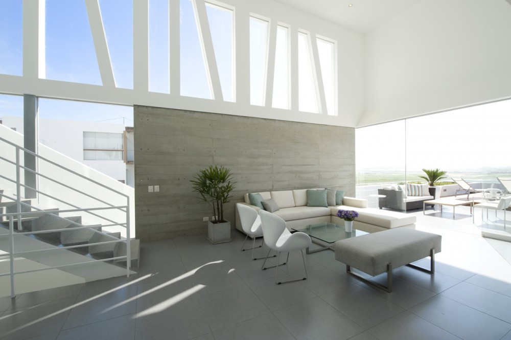 House Playa El Golf H4 / RRMR Arquitectos