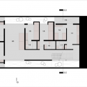 House Playa El Golf H4 / RRMR Arquitectos Third Floor Plan 01