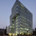 Headquarters of Zhejiang Wuchan Group /  Meinhard von Gerkan © Hans-Georg Esch
