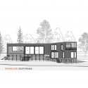 House La Invernada / MagiaLiquid Elevation 03