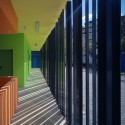 Rooms and sports facilities in a park / GANA Arquitectura  Jess Granada