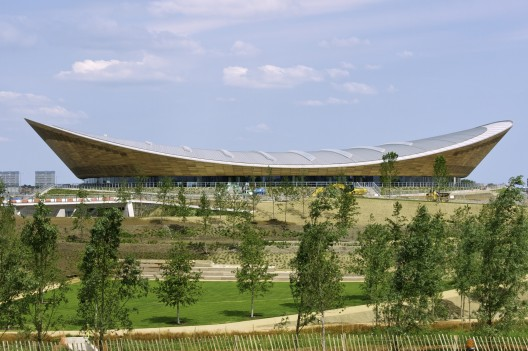 London 2012 Velodrome / Hopkins Architects  Anthony Palmer