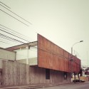 Curricular administrative building Lyce Mara Auxiliadora / SURco Courtesy of SURco