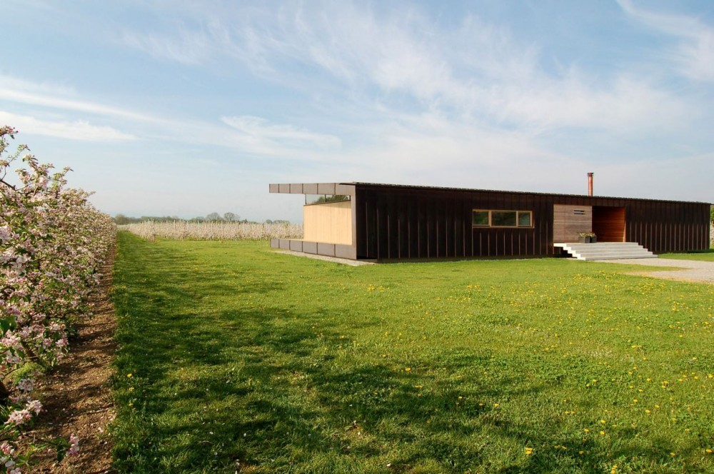 Farm house / k_m architektur
