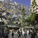 Wintergarden Faade / Studio 505  John Gollings